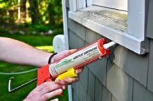 air sealing exterior